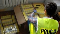 Malbork: 1500 paczek papierosów bez polskiej akcyzy. Policja zatrzymała kierowcę Passata. Weekendowy raport służb mundurowych – 11.04.2016