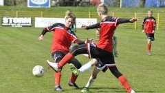 Gimnazjalny Ośrodek Szkolenia Sportowego Młodzieży w Malborku wygrał II Turniej o Błękitną Wstęgę Bałtyku w Słupsku – 21.04.2016