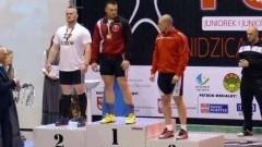 Udany start Karola Klimaszewskiego na mistrzostwach Polski juniorów do lat 20 w Nidzicy