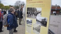 Malbork: Podróż w przeszłość na kartach dokumentów i dawnych zdjęć. Wystawa plenerowa na pl. Jagiellończyka – 27.04.2016