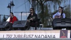 Ekologiczny piknik w centrum miasta. Majówka w Malborku część I. - 30.04/01.05.2016