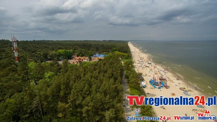 Wakacje nad Bałtykiem? Nowe Kamery pogodowe on-line już dostępne! Kamery nad morzem - oglądaj plaże i morze w kamerach internetowych