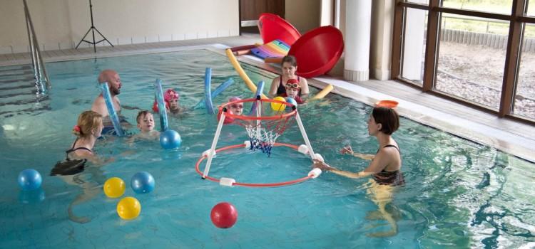 Bezpłatną rehabilitacja metodą Halliwicka w basenie solankowym w Sopocie. Zgłoś się do projektu