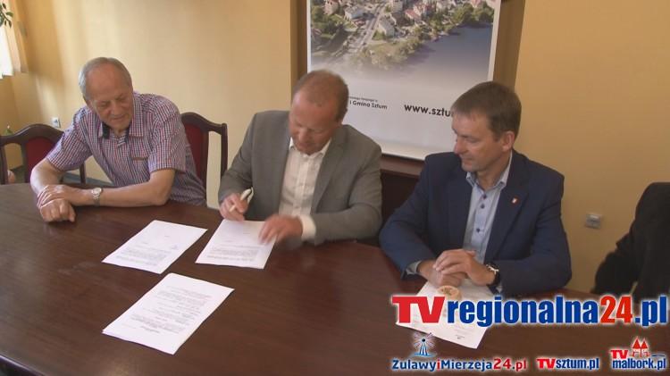 Rusza przebudowa Drogi Krajowej 55 w Sztumie - 27.07.2016