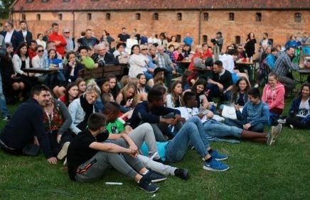 Pełna integracja podczas polsko – francuskiej wymiany młodzieży – 04.08.2016