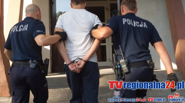Elbląg: Zatrzymany na kradzieży chciał wynieść ze sklepu maszynę do szycia - 13.10.2016
