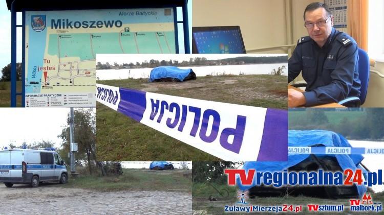 Mikoszewo. Samochód z ludzkimi szczątkami wyłowiono przy Ujściu Wisły – 18.10.2016