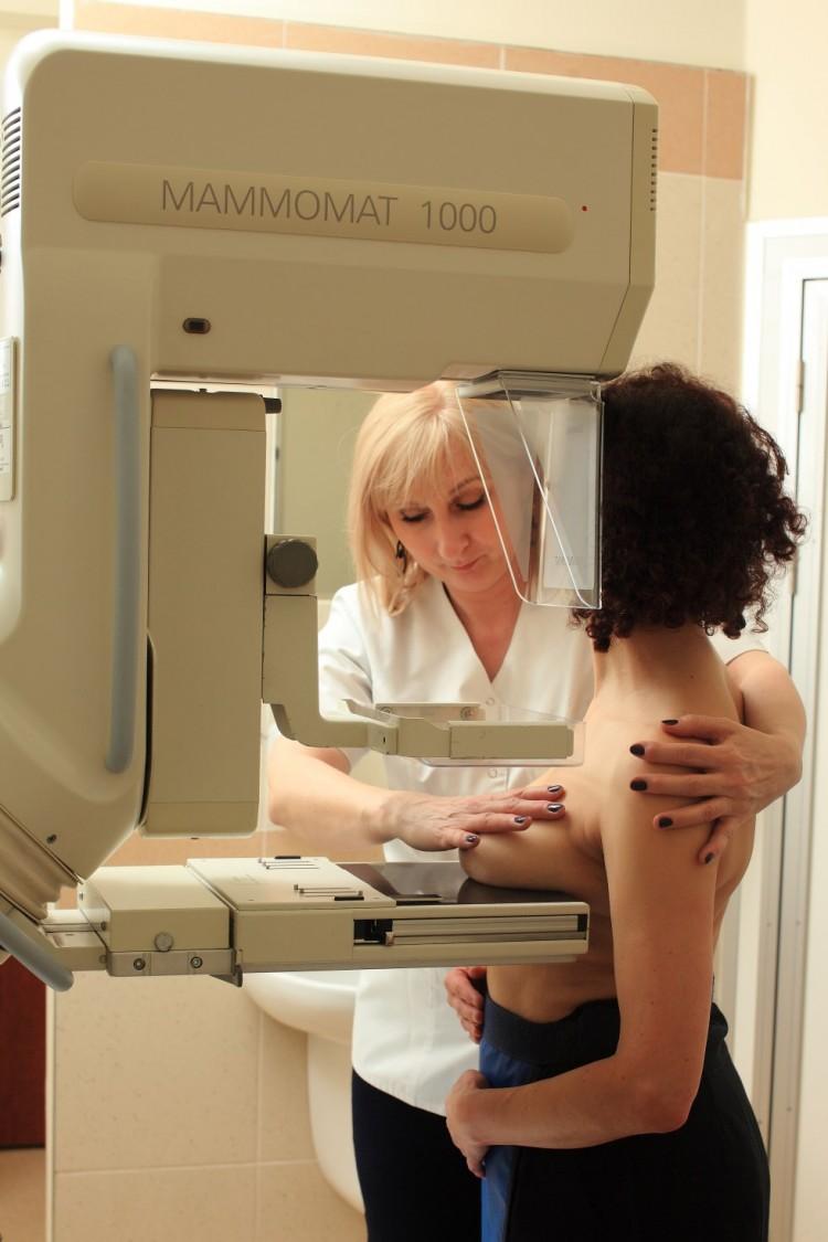 Postanowienie noworoczne? Zrobić mammografię! Zapraszamy wszystkie Panie które w 2017 kończą 50 lat na bezpłatne i bez skierowania badania piersi - 18.01.2017