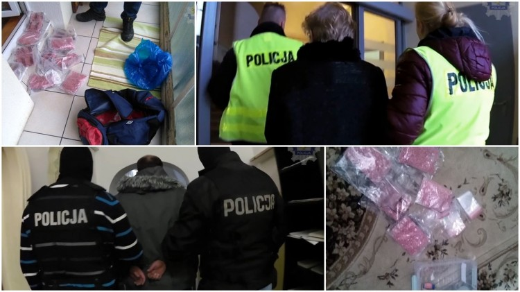 Gdańsk: Wyłudzała pieniądze z kont szkoły. Policjanci zatrzymali księgową podejrzaną o kradzież ponad miliona złotych. W jej mieszkaniu funkcjonariusze zabezpieczyli około 6 kg narkotyków. - 23.01.2017