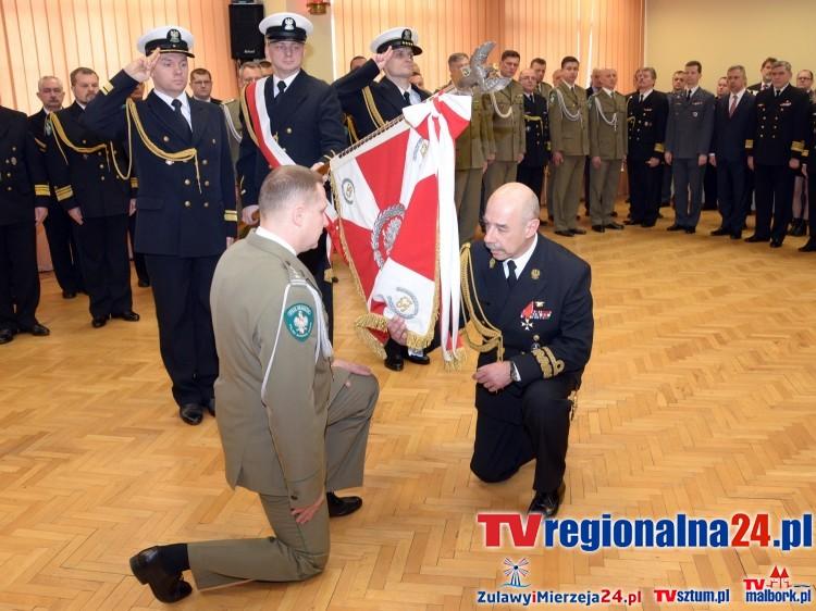 Nowy Komendant Morskiego Oddziału Straży Granicznej - 01.02.2017