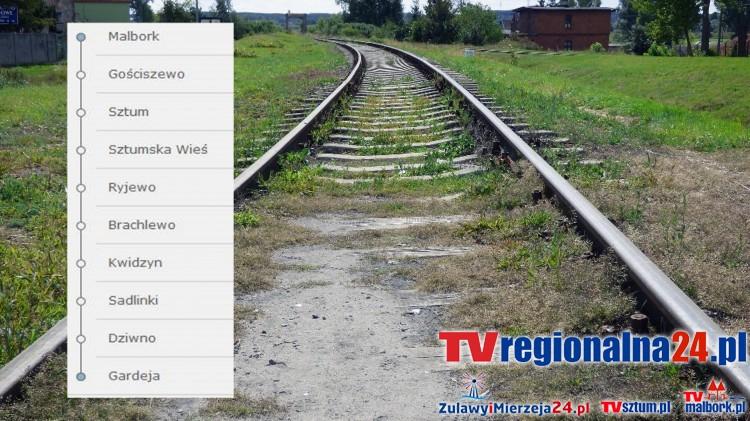 PLK wybrała wykonawcę modernizacji linii 207 - Gardeja – Malbork. Po remoncie, prędkość zostanie podniesiona do 100, na części także 120 km/h