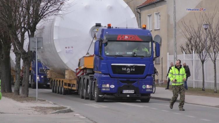 40 ton piwa przyjechało do Browaru Namysłów w Braniewie - 10.03.2017