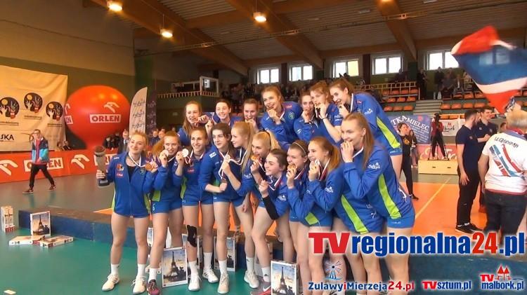 Wielki turniej na malborskim parkiecie. Mistrzostwa Polski Juniorek w Piłce Siatkowej - 19-23.04.2017