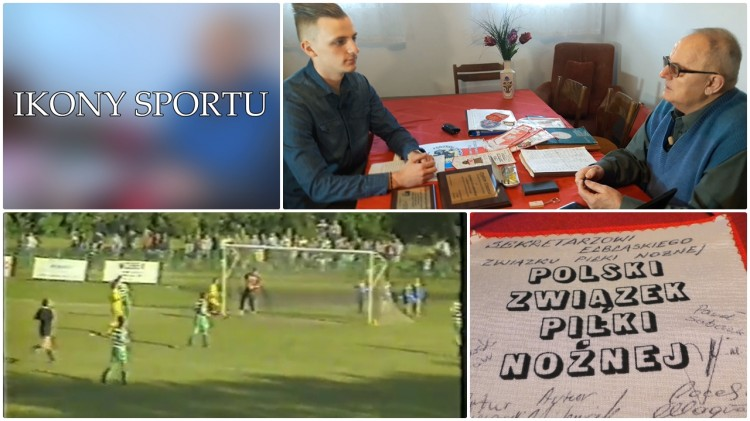 """""""Tak w 1990 roku powstała Pomezania Malbork"""" - Zygfryd Kruczkowski. """"Ikony Sportu""""- odcinek 5 – 14.05.2017"""