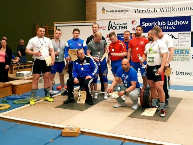 """Udany występ MKS """"RZEMIEŚLNIK"""" Malbork , w zawodach w Luchow w Niemczech. - 17.05.2017"""