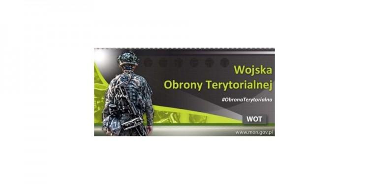 Malbork. Nabór do nowej formacji wojskowej - Obrony Terytorialnej - 17.05.2017