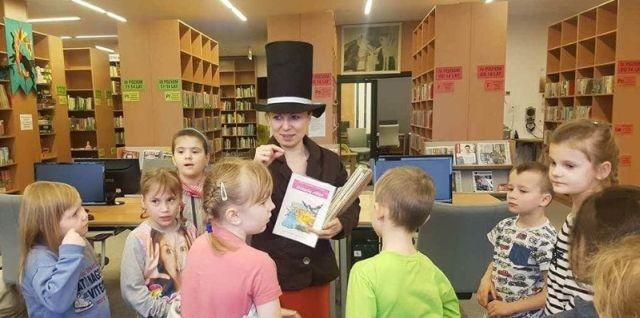 Malbork. Tydzień Bibliotek w Miejskiej Bibliotece Publicznej - 18.05.2017