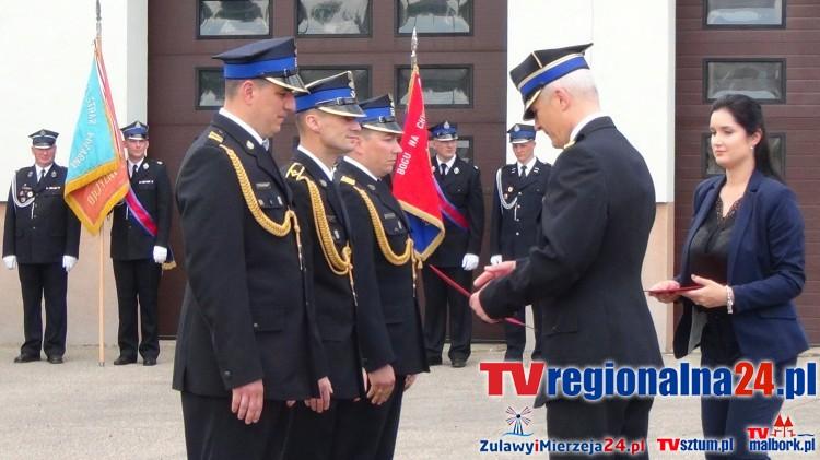 Służba nie drużba. 25 lat Państwowej Straży Pożarnej. Medale, awanse i nagrody - strażacy docenieni za służbę - 25.05.2017
