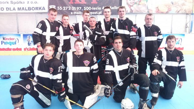 Awans Bombers Malbork do finałów mistrzostw Polski w hokeju na rolkach - 27-28.05.2017