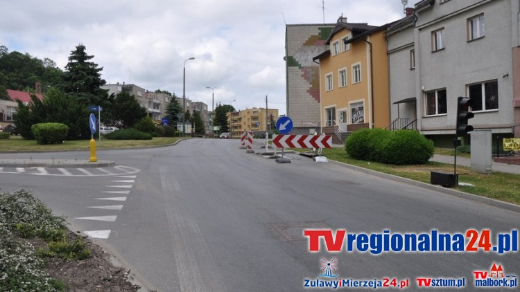 Dzierzgoń: Uwaga Kierowcy! Komunikat o objazdach i ograniczeniach tonażu. Droga Wojewódzka 515 – 01.06.2017