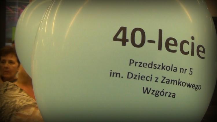 40 lat przedszkola w Malborku. Jubileusz