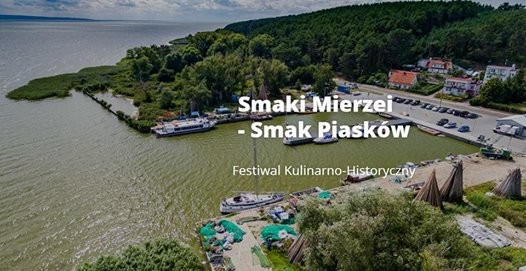 Krynica Morska Piaski. Zapraszamy na Festiwal Kulinarno-Historyczny