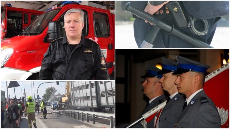Kilkadziesiąt interwencji policji. Pożary i inne miejscowe zagrożenia. Weekendowy raport malborskich służb mundurowych – 24.07.2017
