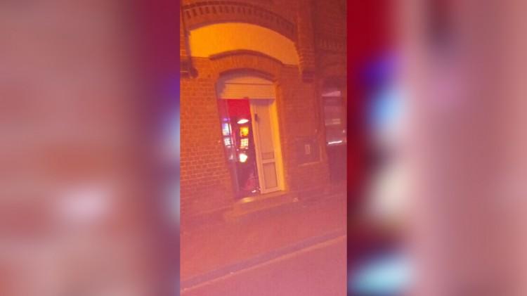 Informacje od widza przekazaliśmy policji. Kolejny salon gier w Malborku zamknięty! - 09.08.2017
