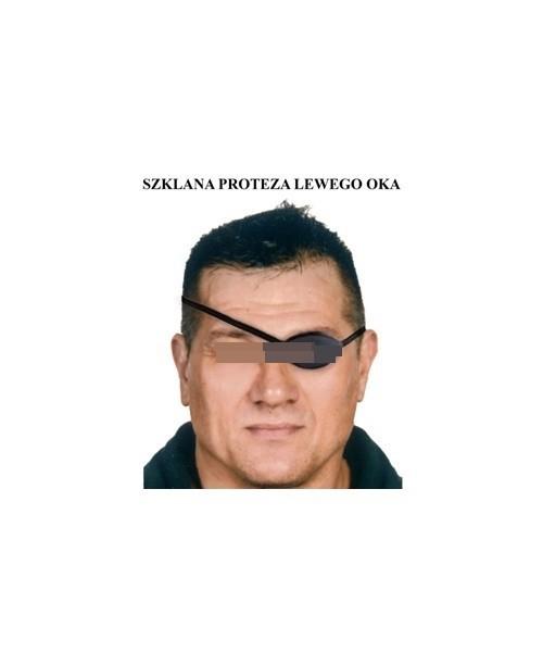 Poszukiwany Ryszard W. w rękach policji - 06.09.2017