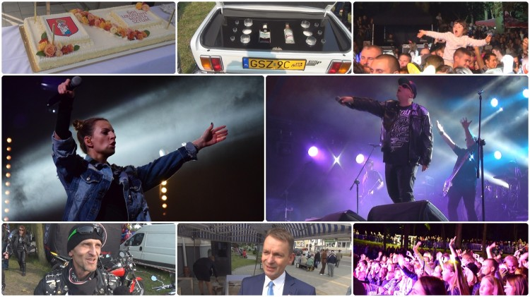 SARSA rozgrzała publiczność, BIG CYC rozpalił do reszty! Sobotnia odsłona Dni Ziemi Sztumskiej z motorami i tortem urodzinowym – 13.09.2017