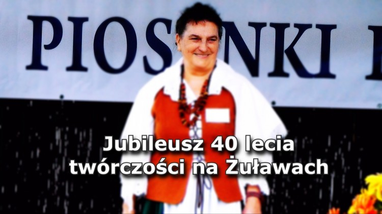 Powrót do korzeni. Hanna Florek, żuławska artystka ludowa obchodziła swój jubileusz w Starym Polu - 09.09.2017