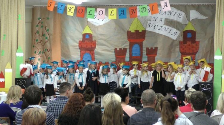 Pasowanie na Ucznia w Szkole Podstawowej Nr1 w Malborku – 04.10.2017