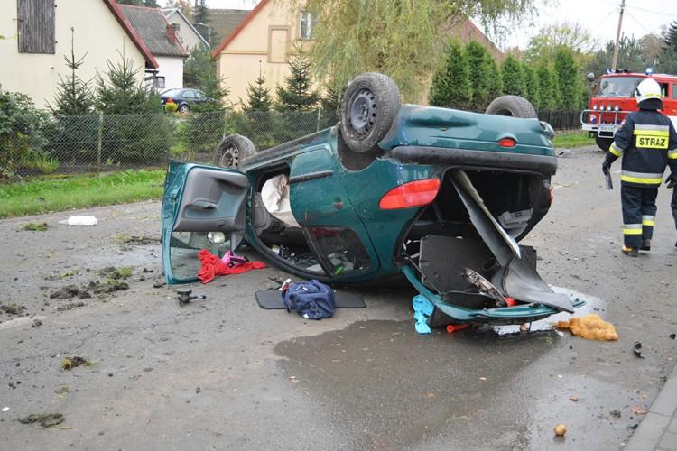 Marynowy: Wypadek.
