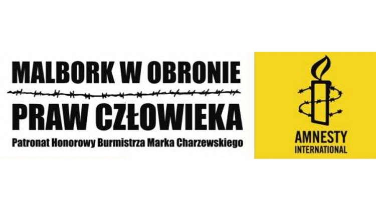Zapraszamy na akcję Malbork w Obronie Praw Człowieka - 08.12.2017