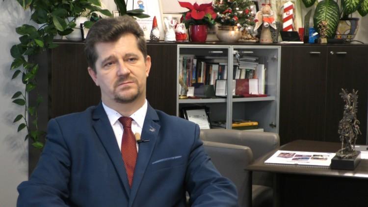 Malbork: Podsumowanie roku i plan inwestycyjny 2018. Marek Charzewski o najważniejszych wydatkach – 21.12.2017