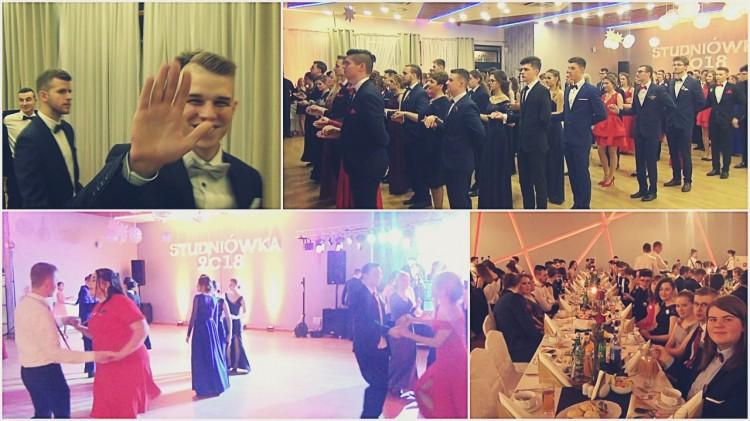 Studniówki 2018 w Malborku. Tak bawili się uczniowie I Liceum Ogólnokształcącego – 06.01.2018