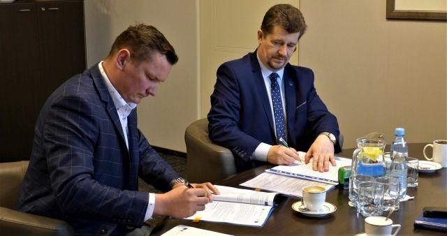 Umowa na termomodernizację SP 8 w Malborku podpisana - 08.01.2018