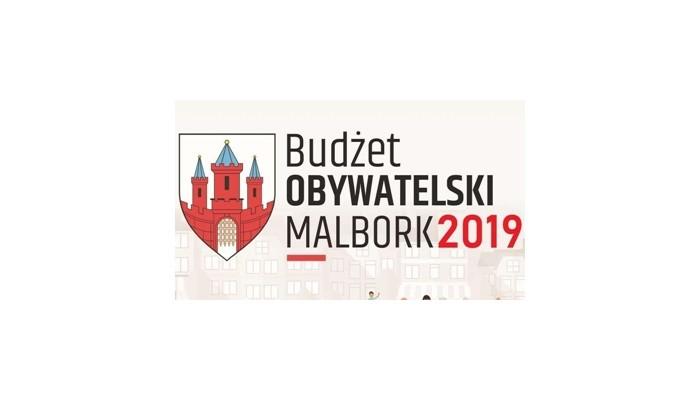1 marca rusza nabór wniosków do Budżetu Obywatelskiego 2019 w Malborku - 01.03.2018