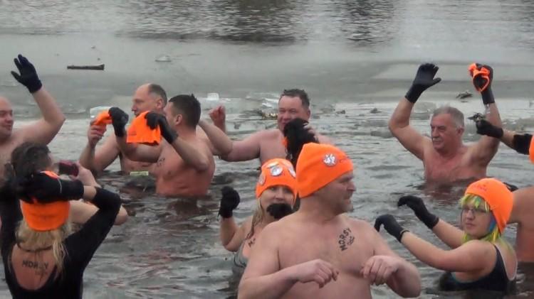 Wspólne morsowanie dla Szymka w Malborku - 17.02.2018