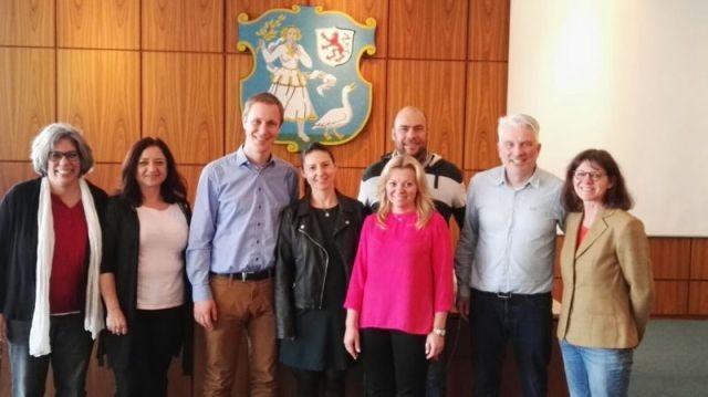 Malbork: Wizyta nauczycieli Szkoły Podstawowej nr 2 w Monheim nad Renem - 03-06.03.2018