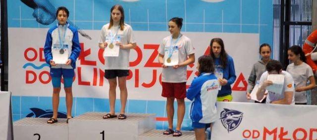 Trzy medale malborskiego MAL WOPR w Warszawie