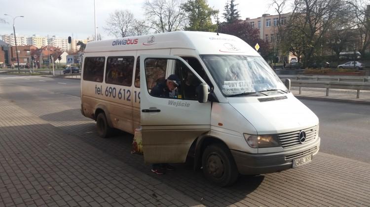 Czy Oliwiabus zawiesza połączenia Malbork – Dzierzgoń? Dzwonią do nas zdenerwowani mieszkańcy!