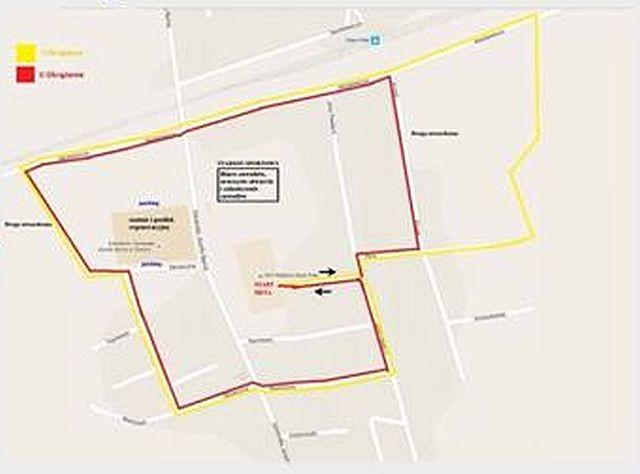 Stare Pole : Uwaga w sobotę utrudnienia w ruchu drogowym podczas III Staropolskiego Biegu i Marszu Nordic Walking