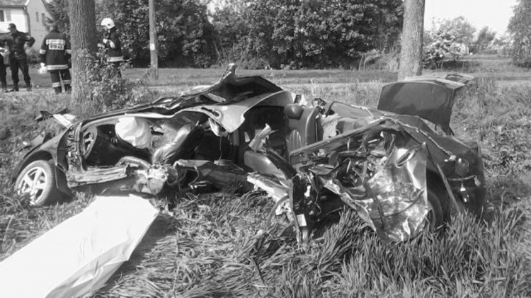 37- latek nie miał szans na przeżycie. Weekendowy raport malborskich służb mundurowych.