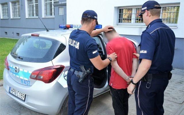 Ukradł paliwo, nie zatrzymał się do kontroli - 22-letni kierowca dobrowolnie poddał się karze więzienia