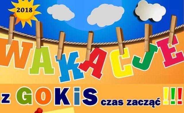Spędź wakacje z Gminnym Ośrodkiem Kultury i Sportu w Starym Polu.