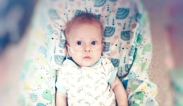 4 miesięczny Ignaś chory na serce potrzebuje naszej pomocy! Potrzeba 200 000 zł na leczenie - zobacz jak możesz pomóc.