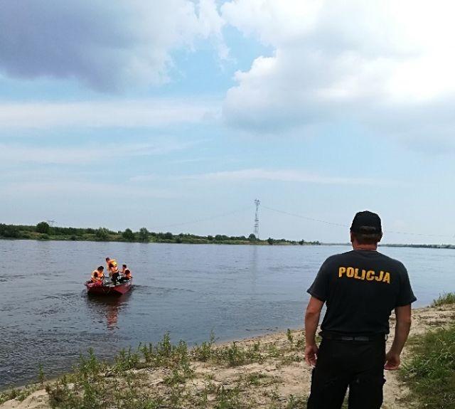 Nowy Dwór Gdański: Tropikalne upały sprzyjają kąpielom i utonięciom