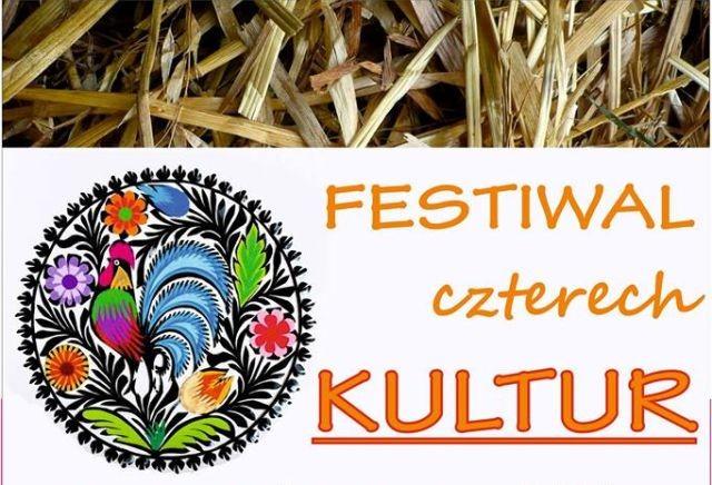 Zapraszamy na Festiwal 4 Kultur w Dzierzgoniu!