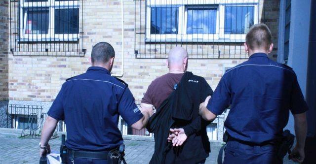 Pokłócił się z kolegą od kieliszka i strzelił mu w twarz. 52-latek w rękach malborskiej policji.